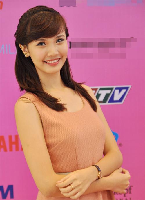 Mặt mộc xinh không ngờ của ứng viên Hoa hậu VN 2016 - 15