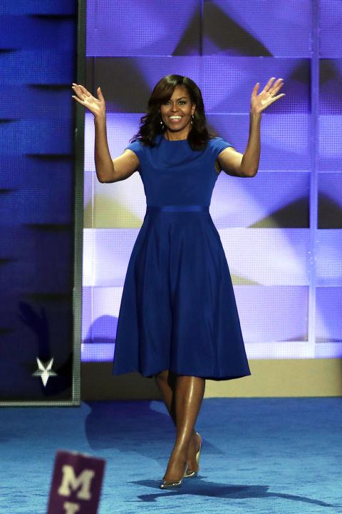 Soi gu thời trang phái đẹp nhà Obama - 3