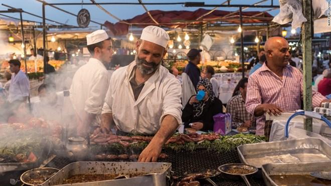 Sài Gòn lọt Top 15 thiên đường ẩm thực đường phố TG - 1