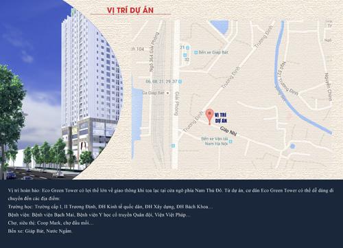 Eco Green Tower khuấy đảo thị trường phía Nam Hà Nội - 2