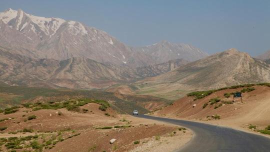 Kỳ diệu sông băng trong sa mạc Iran - 2