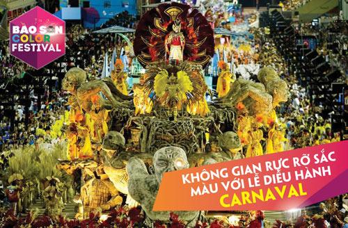 Bảo Sơn Color Festival – điểm hẹn không thể bỏ lỡ dịp 02/9 - 2
