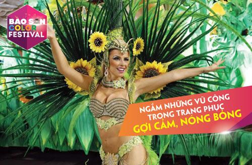 Bảo Sơn Color Festival – điểm hẹn không thể bỏ lỡ dịp 02/9 - 3