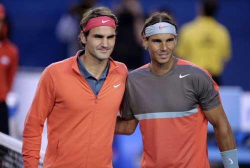 Song tấu Nadal – Federer đấu phần còn lại thế giới - 1