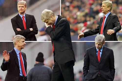 """Arsenal: Wenger """"keo kiệt"""", giận mà thương - 1"""