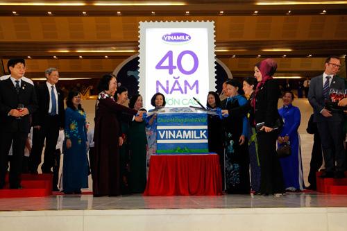 Vinamilk và 40 năm nuôi dưỡng ước mơ Vươn cao Việt Nam - 2