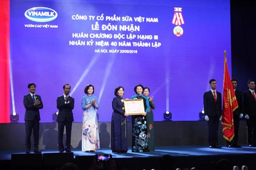 Vinamilk và 40 năm nuôi dưỡng ước mơ Vươn cao Việt Nam - 4