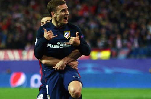 Griezmann muốn đoạt QBV: Hãy sang Real hoặc Barca - 2