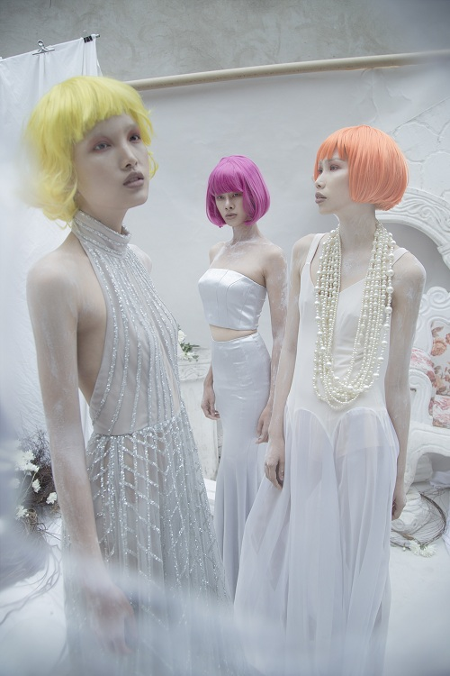 Bộ 3 người mẫu Next Top khoe vai trần gợi cảm - 3