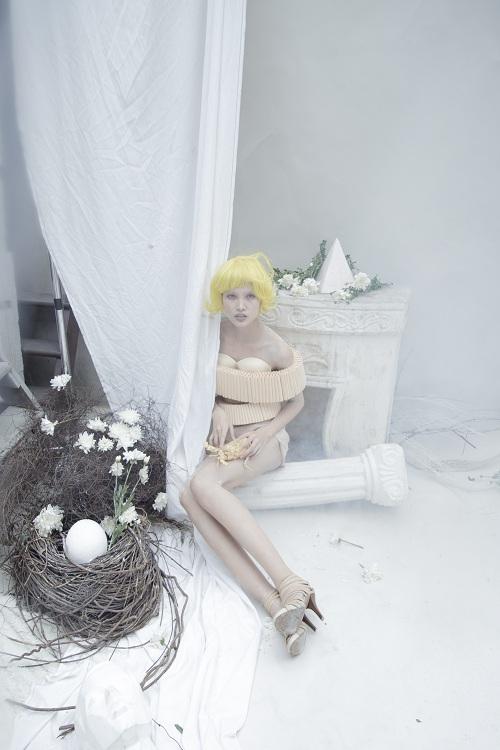 Bộ 3 người mẫu Next Top khoe vai trần gợi cảm - 8