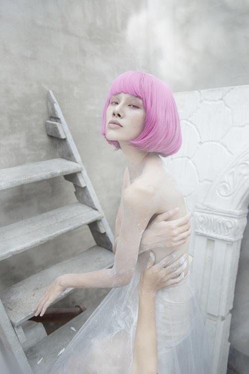 Bộ 3 người mẫu Next Top khoe vai trần gợi cảm - 10