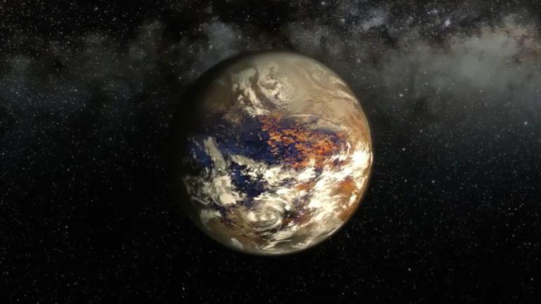 """Phát hiện """"Trái đất thứ 2"""" cực gần hệ Mặt trời - 1"""