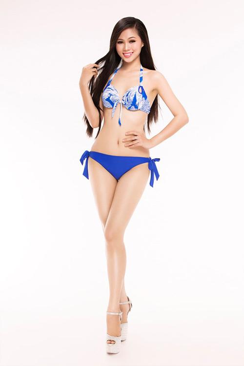 Gặp nữ sinh răng khểnh duyên nhất Hoa hậu Việt Nam - 1