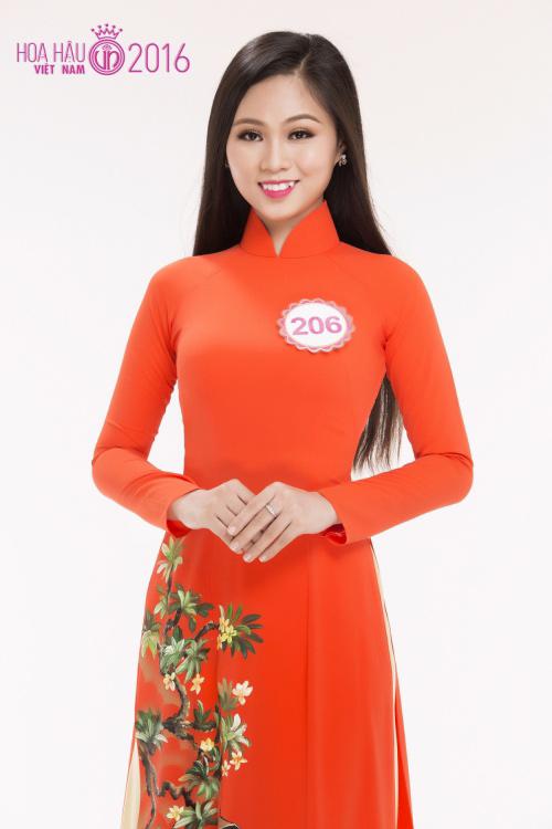 Gặp nữ sinh răng khểnh duyên nhất Hoa hậu Việt Nam - 9