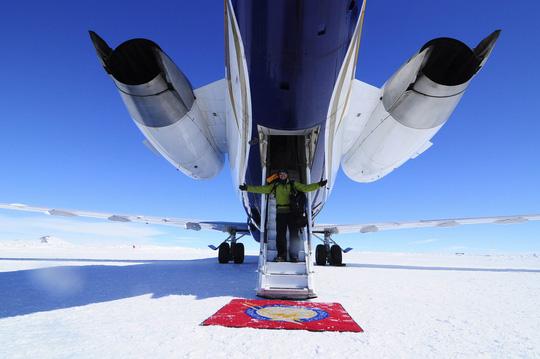 Ngỡ ngàng khách sạn siêu sang ở Nam Cực - 4
