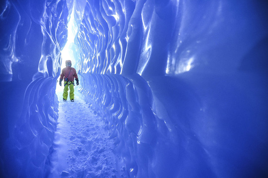 Ngỡ ngàng khách sạn siêu sang ở Nam Cực - 5