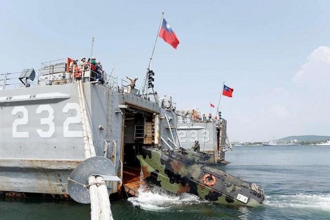 Đài Loan tập trận lớn nhất lịch sử đề phòng TQ tấn công - 1