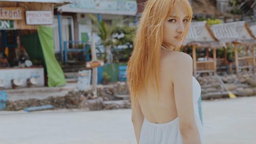 Dù cắt cảnh 18+, MV mới của Hương Giang Idol vẫn nóng - 2