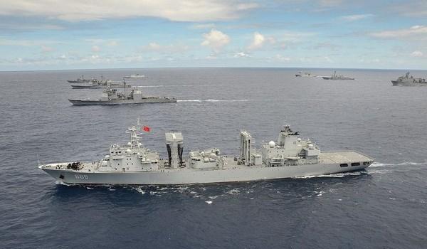 Nga toan tính gì khi tập trận với TQ ở Biển Đông? - 2