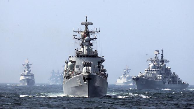 Nga toan tính gì khi tập trận với TQ ở Biển Đông? - 3