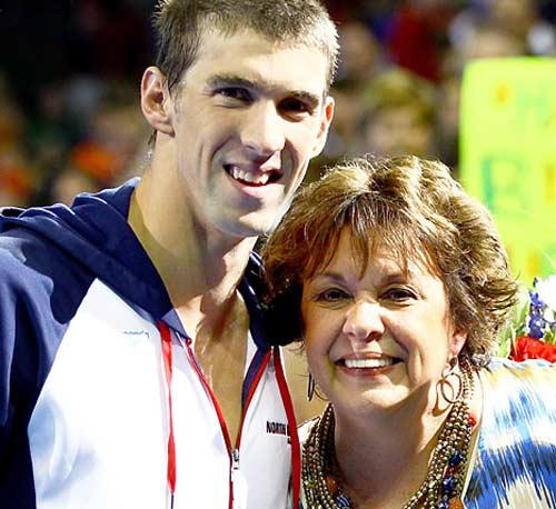 Mỹ mãn Michael Phelps: Vợ đẹp, con khôn và nhà 50 tỷ - 1