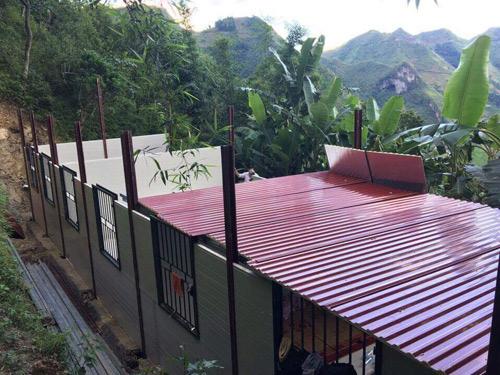 Bàn giao lớp học từ thiện cho học sinh nghèo Tỉnh Hà Giang - 2