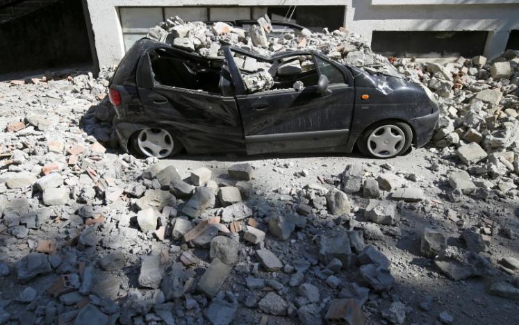 247 người chết vì động đất kinh hoàng ở Ý - 3