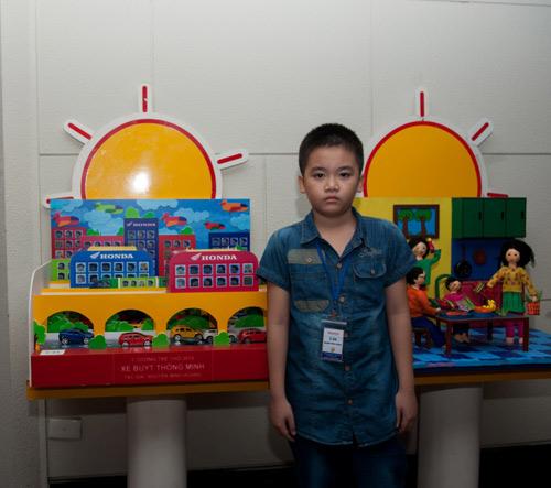 """Những ý tưởng xuất sắc nhất tranh tài tại Cuộc thi """"Ý tưởng trẻ thơ"""" 2016 - 2"""