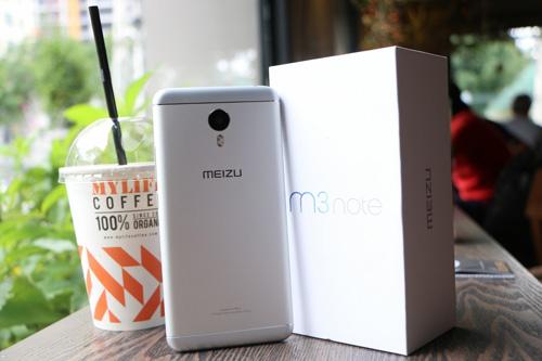 Bộ 3 Meizu M3 Note, PRO 6 và M3s được bán tại FPT Shop với giá chỉ từ 3 triệu đồng - 1