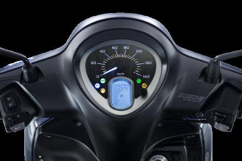 """Yamaha Janus giá 27,49 triệu đồng """"dọa nạt"""" Honda Vision - 3"""