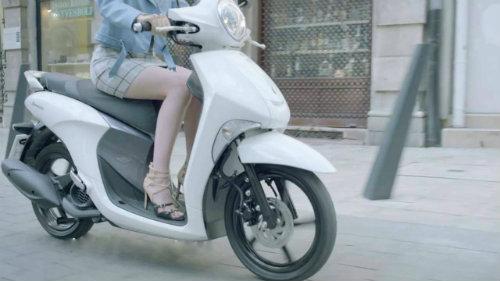 """Yamaha Janus giá 27,49 triệu đồng """"dọa nạt"""" Honda Vision - 1"""