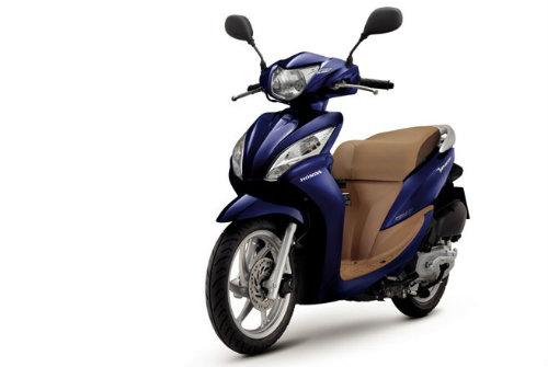 """Yamaha Janus giá 27,49 triệu đồng """"dọa nạt"""" Honda Vision - 5"""