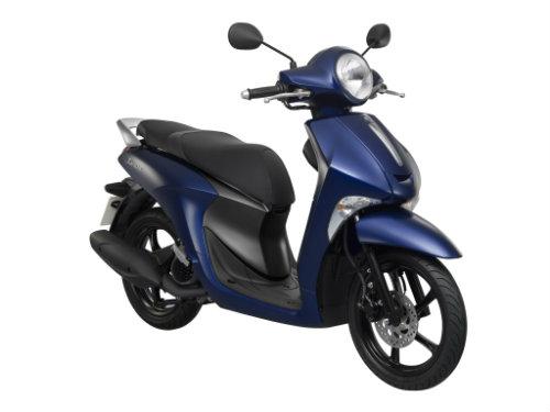 """Yamaha Janus giá 27,49 triệu đồng """"dọa nạt"""" Honda Vision - 2"""