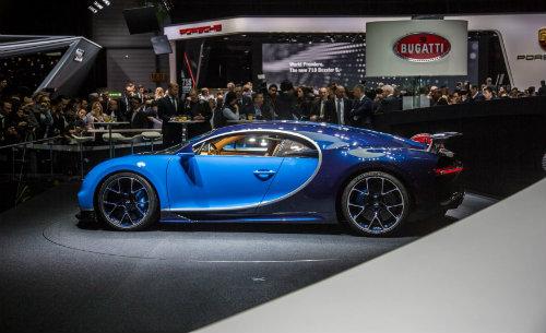 """Bugatti Chiron giá """"cắt cổ"""" vẫn không làm """"khó"""" được các đại gia - 1"""