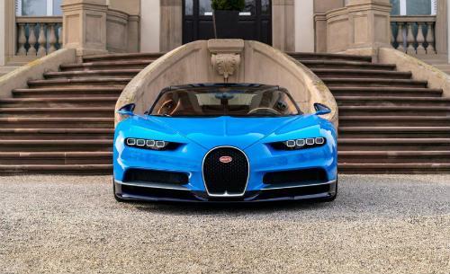 """Bugatti Chiron giá """"cắt cổ"""" vẫn không làm """"khó"""" được các đại gia - 6"""