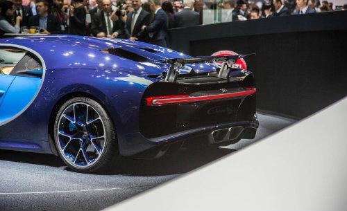 """Bugatti Chiron giá """"cắt cổ"""" vẫn không làm """"khó"""" được các đại gia - 5"""