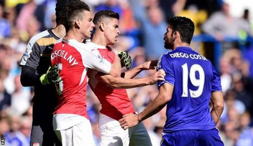 """Chelsea: Conte & sứ mệnh thuần hóa """"mãnh thú"""" Costa - 1"""