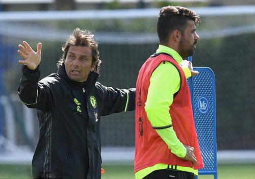 """Chelsea: Conte & sứ mệnh thuần hóa """"mãnh thú"""" Costa - 2"""