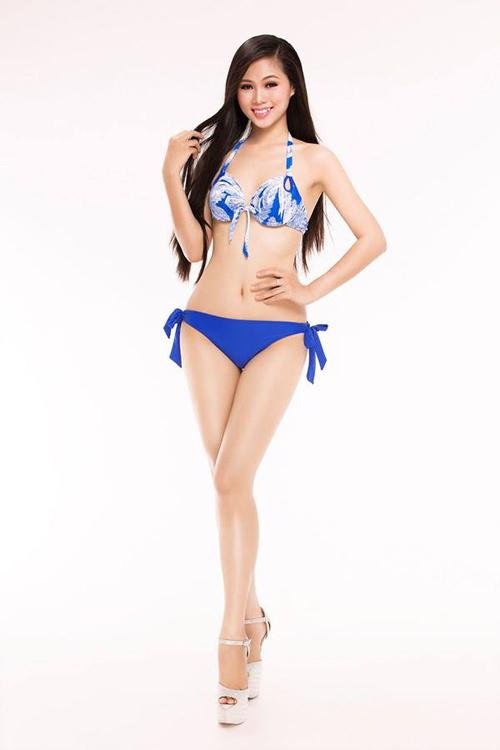 """4 đại diện """"chủ nhà"""" xinh ngất ngây của Hoa hậu VN - 6"""