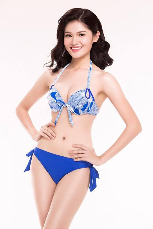"""4 đại diện """"chủ nhà"""" xinh ngất ngây của Hoa hậu VN - 2"""
