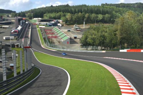 F1 - Belgian GP 2016: Thời điểm tăng tốc - 1