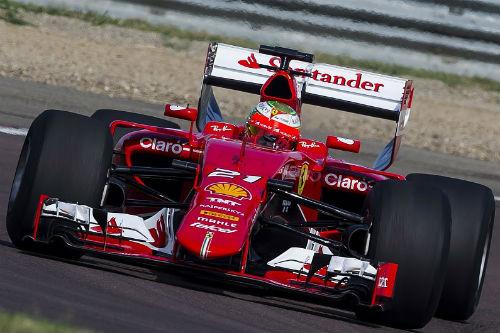 F1 - Belgian GP 2016: Thời điểm tăng tốc - 3