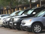 Tài chính - Bất động sản - Dôi khoảng 7.000 xe công phục vụ công tác chung