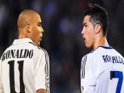 """Ronaldo sẽ """"đá cặp"""" với Ro béo ở Real Madrid"""