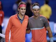 Song tấu Nadal – Federer đấu phần còn lại thế giới