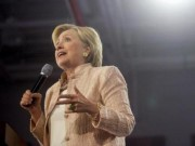 Nếu bầu cử hôm nay, bà Clinton sẽ thành tổng thống Mỹ