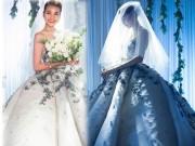 """Thời trang - """"Sôi sục"""" vì ảnh cưới đẹp ngất ngây của Thanh Hằng"""