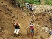 """Sập hầm vàng ở Lào Cai: Chính quyền thừa nhận có """"thổ phỉ"""""""
