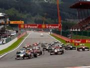 F1 - Belgian GP 2016: Thời điểm tăng tốc