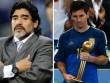 Maradona: Messi diễn kịch vụ chia tay ĐT Argentina